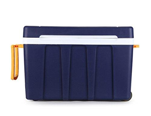 Preisvergleich Produktbild Home mall- 50L Auto Kühlschrank Kühlung Kühlung Auto Dual-Use Mini Kleine Kühlschrank Hohe Kapazität