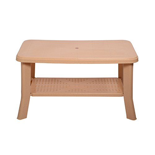 Cello Oasis Four Seater Centre Table (Marble Beige)