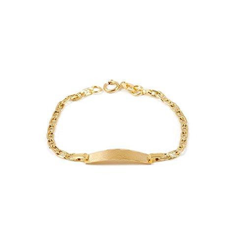 Kinder Armband Gelbgold 18 Karat (750) (Armband Kind Gold)