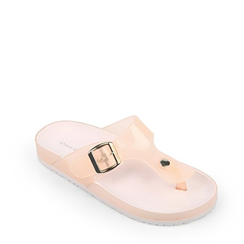 Ideal Shoes ,  Sandali donna Beige