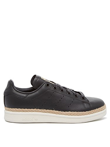 Adidas Stan Smith New Bold W–Chaussures Sportives, fille noir
