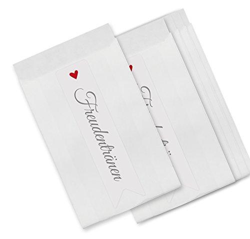Freudentränen-Set |Papierbeutel inkl. Aufkleber