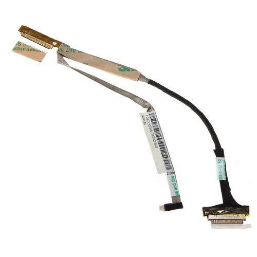 Generiss Neues LVDS-LCD-LED-Flex-Bildschirmkabel für Acer Aspire One D257 D270 Happy2 Gateway LT28 LT40 P/N:DD0ZE6LC000 DD0ZE6LC002 DD0ZE6LC003 DD0ZE6LC010