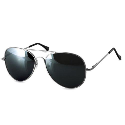 Caspar SG004 Unisex Police Sonnenbrille, -