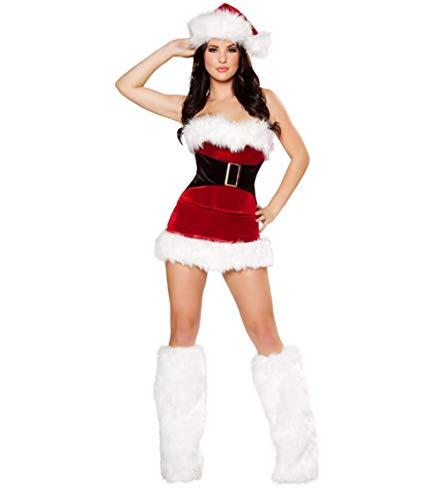 - Naughty Santa Kostüme