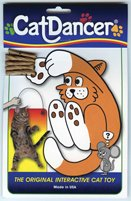 Cat Dancer -The Original Interactive Cat and Kitten Toy Size:Pack of 3 -