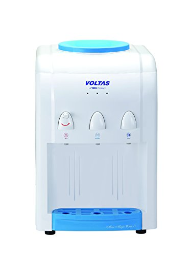 Voltas Mini Magic Pure-T 500-Watt Water Dispenser (White)