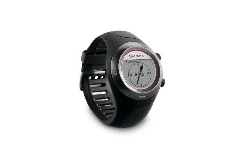 Garmin GPS Laufuhr Forerunner 410 HR – GPS Trainingscomputer inkl. Brustgurt - 4
