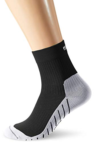 Hudson Herren Move Compression Socken, Schwarz (Black 0005), 39/42