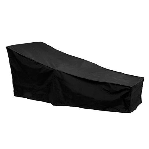 Sunlounger - Housse de protection étanche pour meuble de jardin, patio, couverture de chaise longue