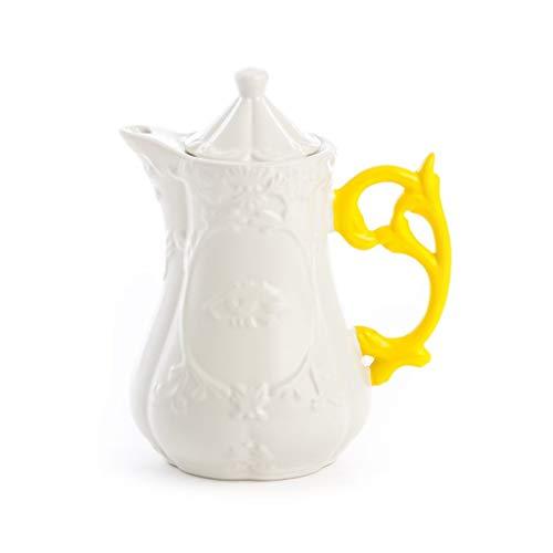 Seletti - I Teapot - Théière en Porcelaine - Collection I Wares