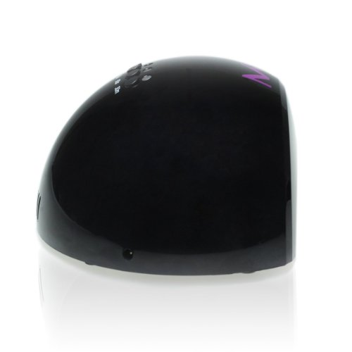 Nagellampe – LED Nageltrockner schwarz - 7