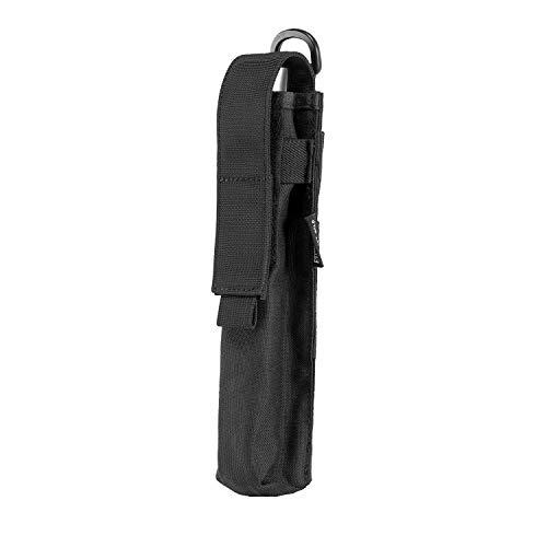 OneTigris X-Sheath Werkzeugtasche mit einstellbarem Gurt Tool Pouch Gürteltasche Lampenhalter 500D Nylon |MEHRWEG Verpackung