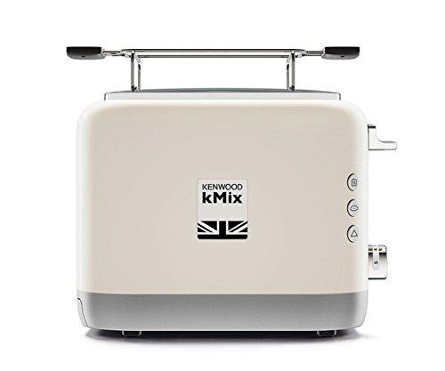 Kenwood kMix Toaster TCX751WH, weiß, 2-Schlitz-Toaster, 900 Watt, neue Serie