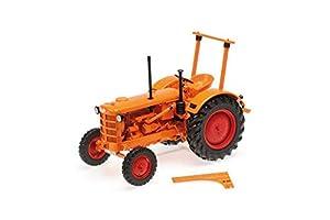 Minichamps PM109153072 HANOMAG R28 Tractor de Granja Tractor 1953 Orange 1:18 Vehículos