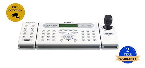 SS255 - SAMSUNG SCC-3100A SYSTEM CONTROLLER KEYBOARD CCTV-Fernbedienung für PTZ-Domekameras, DVRs und MATRIX- SCHALTER (Cctv-matrix-switcher)