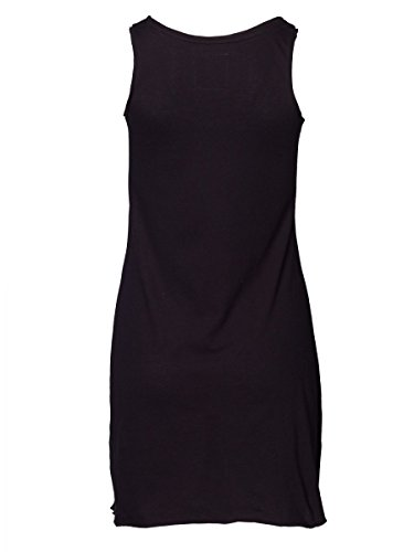 DAILY'S KLEOPATRA Unterkleid mit Rundhalsausschnitt aus Bio-Baumwolle - soziale fair trade Kleidung, Mode vegan und nachhaltig Color black, Size S - 2