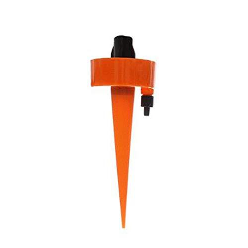 Dadiku Dispositivi d'innaffiamento Automatici di irrigazione Regolabili di Portata d'Acqua del Giardino Domestico Durevole Valvole per idropulitrici