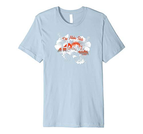 Hawaii - The Aloha State Hawaiian Pride Island Shirt