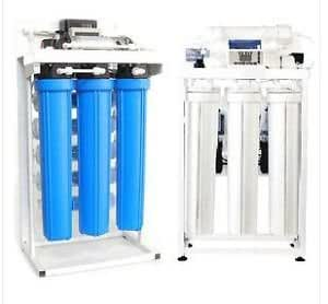 100 LPH/ 100 litres RO Commercial RO Water Purifier: Warranty 1 year