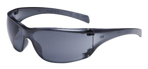 Virtua AP Protective Eyewear, Gray Frame and Lens, 20 per Carton, Sold as 1 Carton