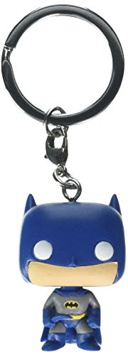DC Comics Funko Pop! Keychain Pocket DC Batman Figure