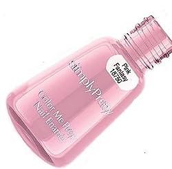 Simply Pretty Color Me Pretty Nail Enamel (Pink Fantasy)