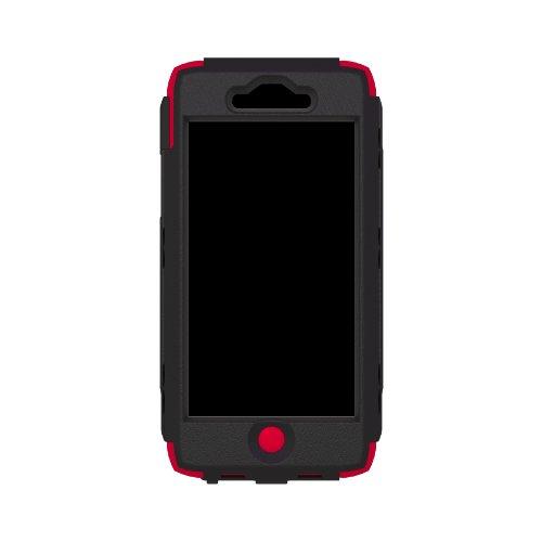 Trident Kraken AMS Etui en silicone pour iPhone 5 rosso