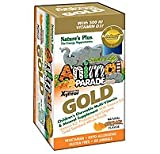 Natures Plus Animal Parade GOLD Children's KauTabletteten Multi - Best Reviews Guide