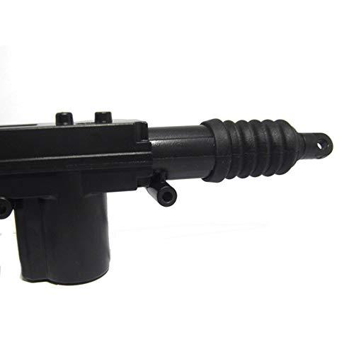 leenBonnie Attuatore Serratura portiera 2P Wire Gun-Black