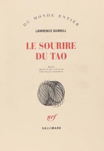 Le sourire du Tao par Lawrence Durrell