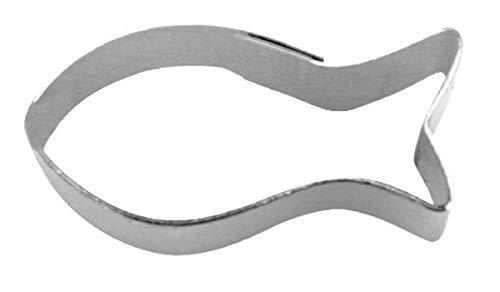 Städter Ausstechform, Edelstahl, Silber, 1,5 cm