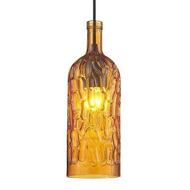 Max 60W rétro in stile Mini Verniciatura metallo LightsLiving pendente / camera matrimoniale / Sala da pranzo / cucina / sala per bambini , tea brown