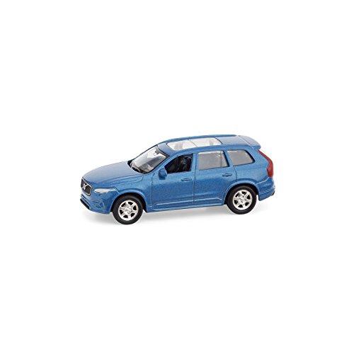 original-volvo-xc90-spielzeug-modell-160-blau