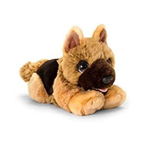 Keel Toys SD2532 - Peluche de Peluche, Color Negro y marrón