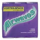 Airwaves Cool Cassis Multipack
