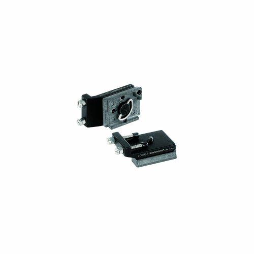 Manfrotto 200uss Universal Anti Twist Spektiv Teller RC2Connect System (schwarz) Manfrotto Flash