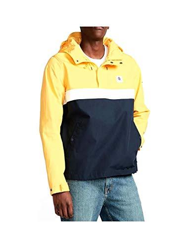 Element Cazadora Barrow Light Solar Amarillo Hombre S Azul