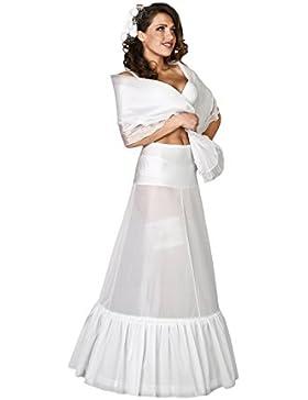Enagua elegante y comodo para el vestido de novia