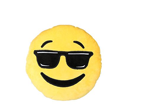 Out of the Blue KG - Emotion Faces Cuscino 30 cm Occhiali da Sole