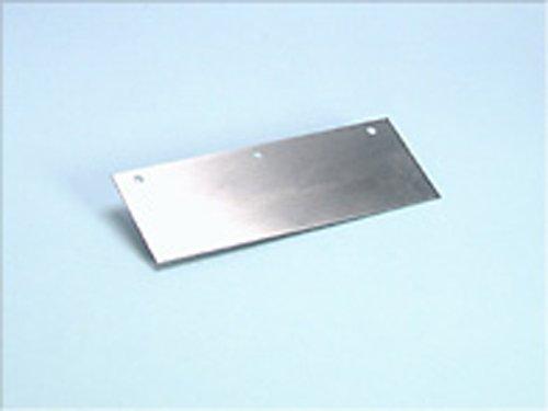 Faithfull - Fußbodenschaber Blade 200mm (8 Zoll) 5 Hole - FAIFSBLADE