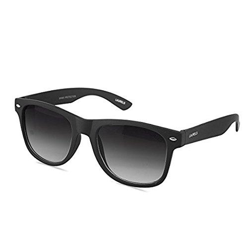 Laurels Wayfarer Men Sunglasses(Ls-Urb-020202_52_Black)