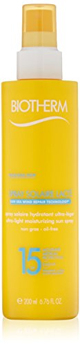 BIOTHERM Sonnen-Spray Milchcreme SPF15 200 ml -