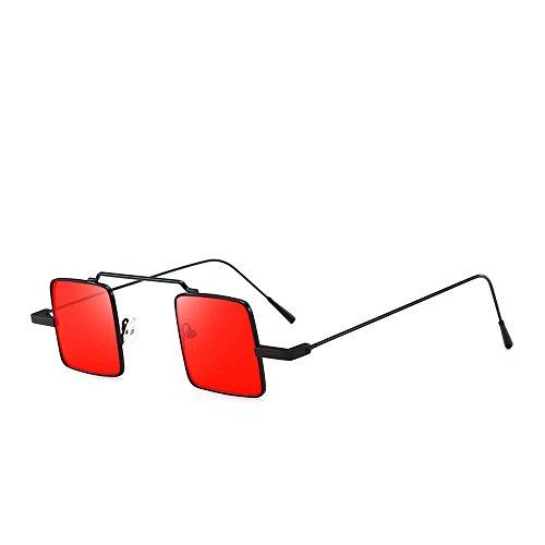 Battnot☀  Sonnenbrille für Damen Herren, Unisex Vintage Mode Chic Square Frame Shades Bonbonfarbene UV Gläser Sonnenbrillen Männer Frauen Retro Billig Sunglasses Coole Women Fashion Travel Eyewear
