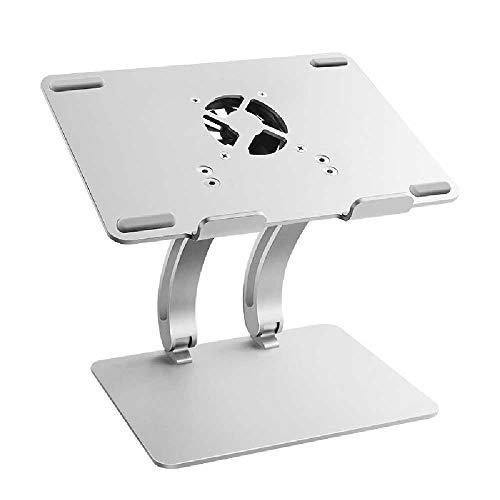 Dow Das ist für ein Notebook für die Aufhebung der Notebook - Basis, MIT Aufhebung der Laptop nackenschützer Das Silber - Absatz