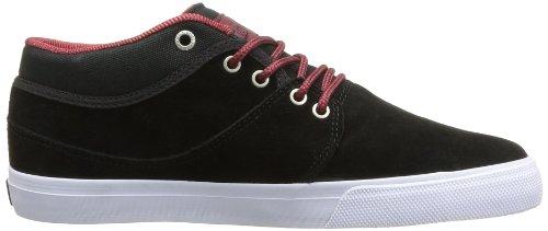 Globe Mahalo Unisex-Erwachsene Hohe Sneakers Schwarz (black 10001)
