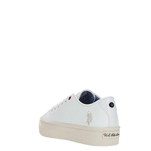 S Assn Polo Sneakers U White TRIXY4110S7 Donna UqCOSwR
