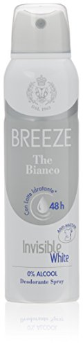 Breeze Deo Spray 150 The Bianco