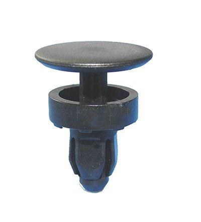 Cowl pannello Push-tipo fermo rivetto di Clip (9x8mm) - Nylon (per Honda Fender #91508-SR3-000) (Confezione da