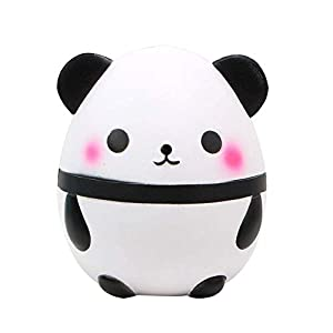 Queta Kawaii Slow Rising Panda, Jumbo Gigante panda Squishy regalo, Stress Relief Squeeze Toy, Cute Animal Decoration 15 * 13 * 12cm 1 PC de Queta